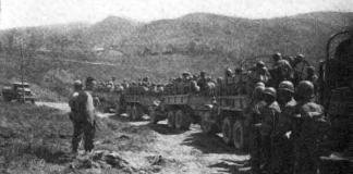 Batalha de Collecchio - Os Pracinhas em ação