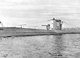 últimos submarinos alemães