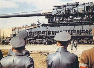 Armas secretas de Hitler - Schwerer Gustav