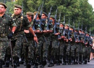 Governo confirma envio das Forças Armadas para o Espírito Santo
