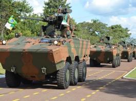 Blindados guarani estão no aumento do investimento militar - Fatos Militares