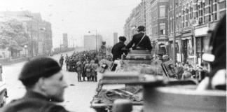 Imagens impressionantes sobre a invasão alemã nos Países Baixos