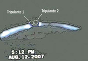 Imagem do UFO foi considerada como verdadeira !!!! (2/2)