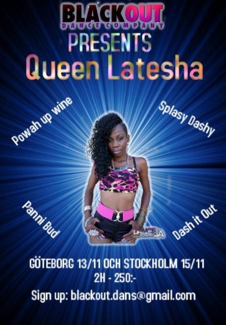 queen latesha