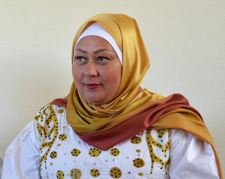 Samhällets förtryck av den muslimska kvinnan