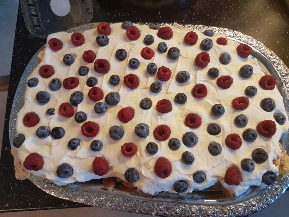 Recept på Pinoccio-tårtan med så många fler namn