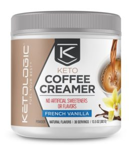 keto coffee creamer helps lose weight fast