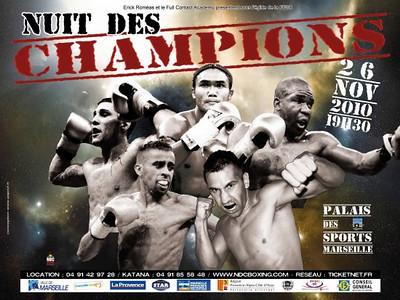 Nuit Des Champions 17 Quick Results
