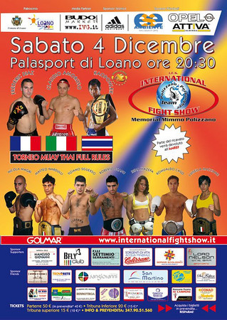 International Fight Show 2010