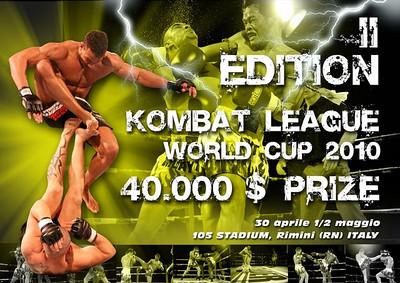 Kombat League World Cup 2010