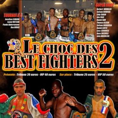 Le Choc Des Best Fighters 2