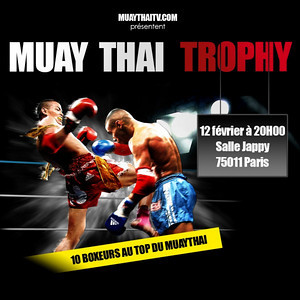Muay Thai Trophy Step 4 Coming February 12th