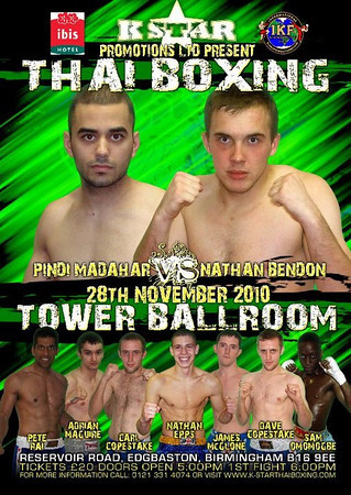 Thai Fights at the Tower