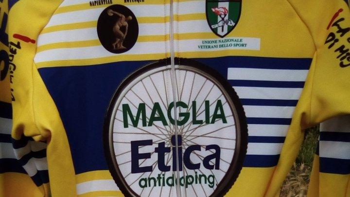 Maurizio Marchetti: il Giro d'Italia a Sezze e una maglia colorata