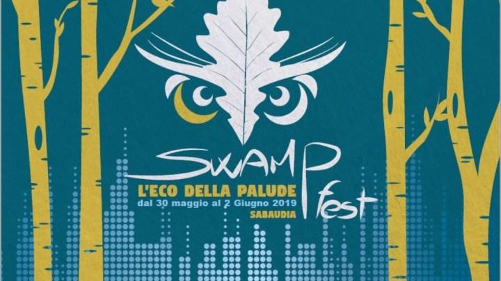 Swamp Fest, l'eco della palude a Sabaudia dal 30 Maggio al 2 Giugno