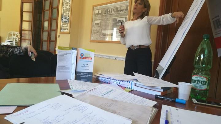 """Festival della psicologia: lavoro, fatica e il """"dialogo"""" di Sara con Cristina"""