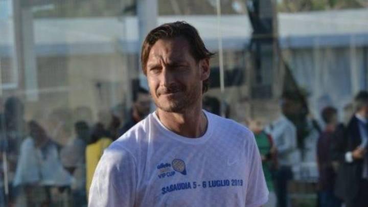 Sabaudia Gillette Padel Vip Cup in rosa e con Francesco Totti