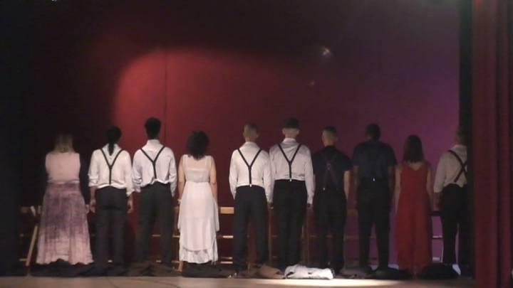 A via Aspromonte la libertà del teatro nella chiusura del carcere: senza porte