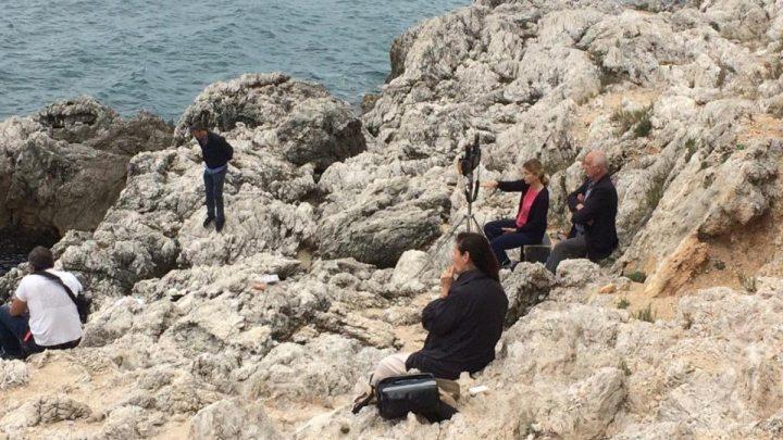 Cristina Comencini gira un film a San Felice Circeo