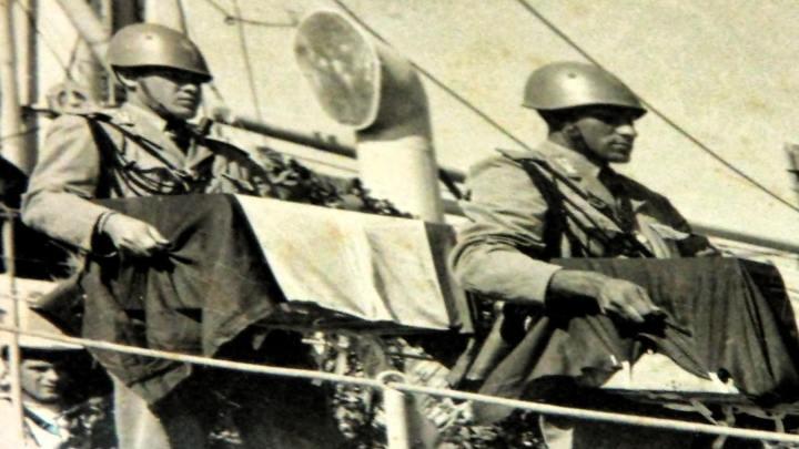 La Repubblica che ho imparato con i soldatini (militaria)