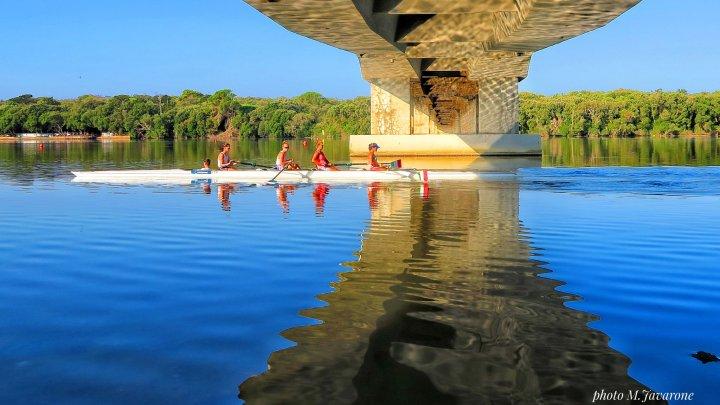Il ponte Morandi di Sabaudia