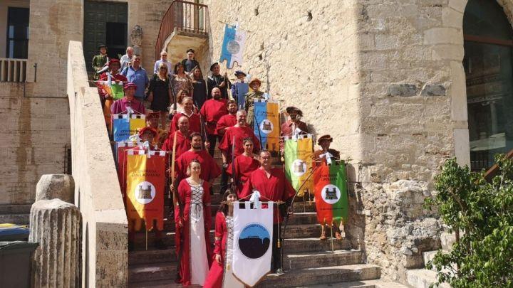 Palio delle contrade: a Terracina la seconda edizione