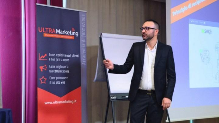 Carmine Grassio e Ultramarketing: evoluzione d'impresa