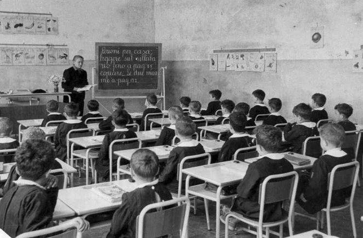 Quel bisogno di scuola e di rivolta