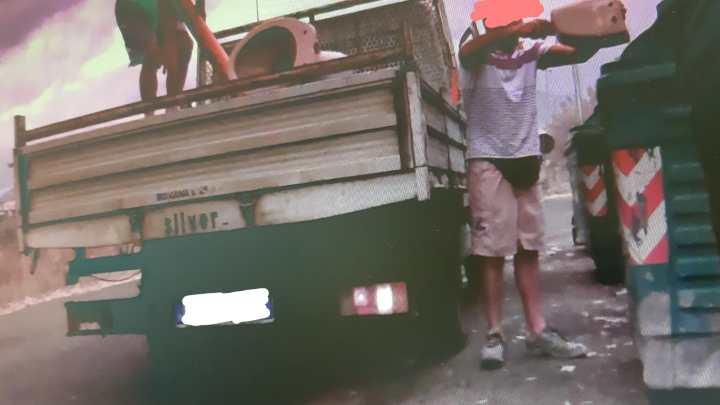Latina, le fototrappole incastrano i furbi dei rifiuti