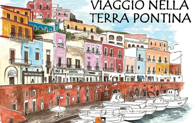 Latina, il libro Viaggio nella Terra Pontina vola in Francia