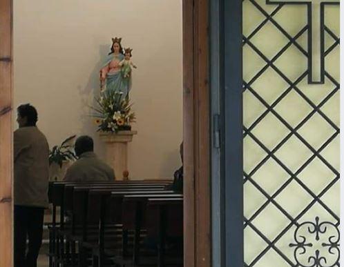 Sezze: l'ultima messa a Casal Bruciato