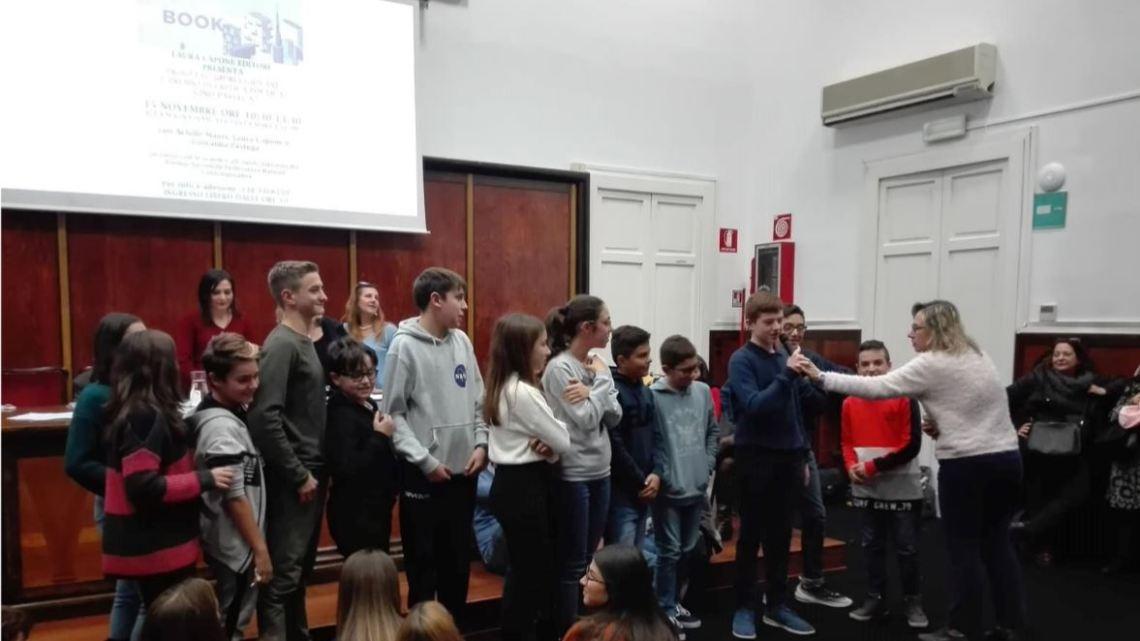 Gli studenti della Giuliano a BookCity di Milano