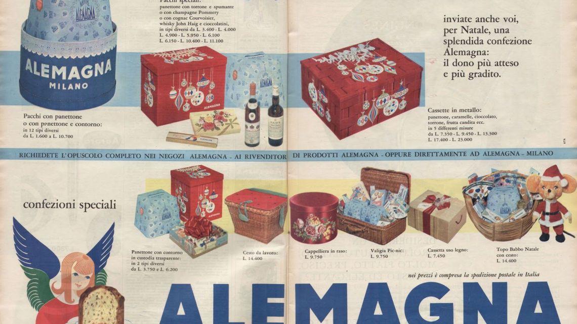 Storie di Natale, il trapianto della scatola del panettone