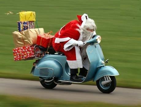 Io Babbo Natale l'ho conosciuto, davanti la Standa