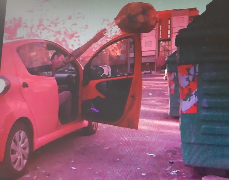 Latina, le fototrappole non fermano l'abbandono di rifiuti
