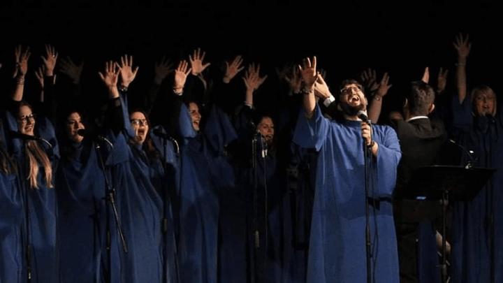 Latina è musica, il concerto dei Vibration Gospel Choir