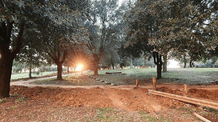 Cisterna, a Collina dei Pini sorge il parco del benessere