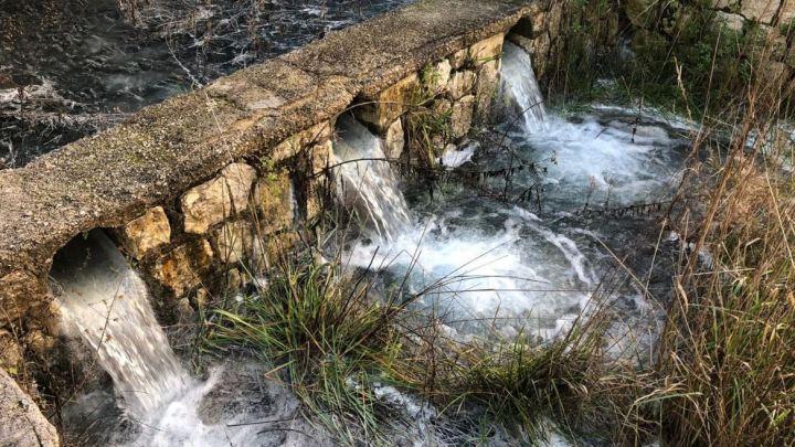 """Sermoneta: l'Acqua puzza """"rivè"""" e Memmo la """"rivò"""""""