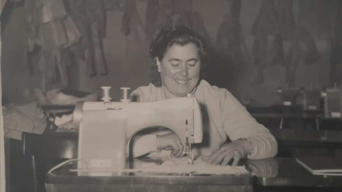 Sezze, il calascione di Zia Tommassina