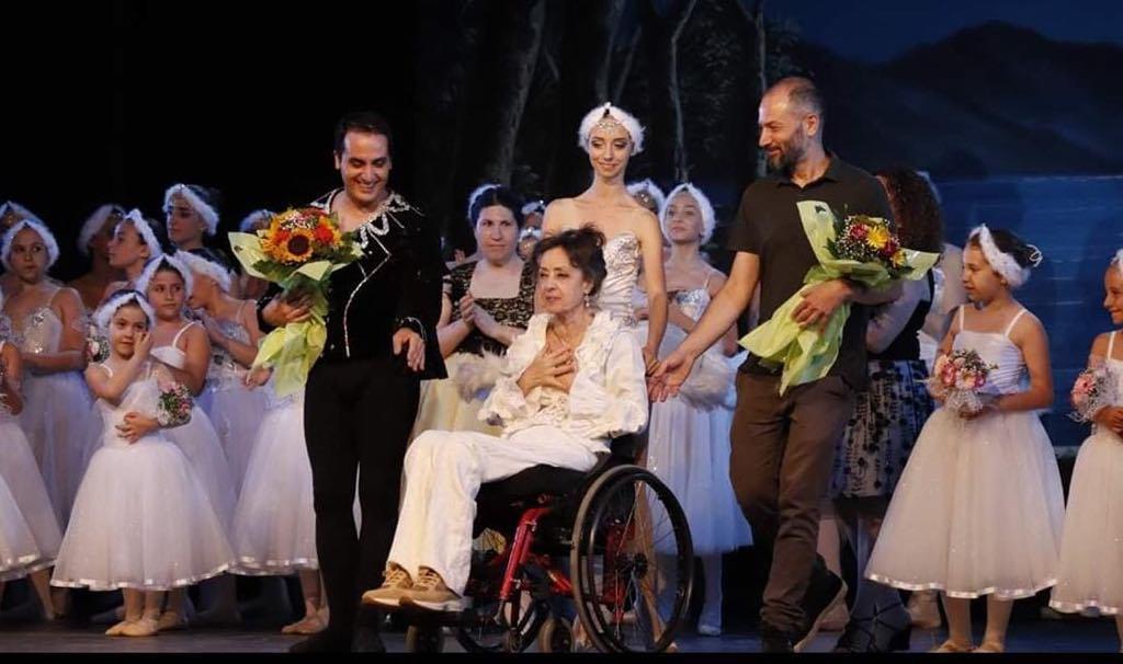 Raffaella Di Vincenzo, si è spenta la maestra di danza che insegnava la vita