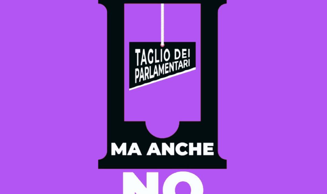 No al taglio dei parlamentari, i 6 parte il comitato a Latina
