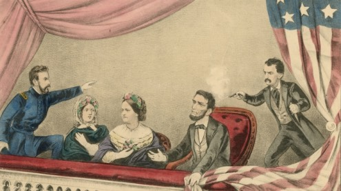 """La storia dell'""""assassino"""" di Lincoln che si nascondeva (agguattava) a Sezze"""