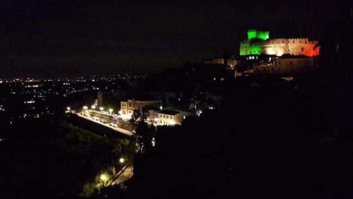 """Sermoneta, quel """"fantasma"""" nel castello che chiamiamo Patria"""