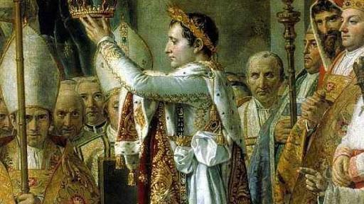 San Lidano e la corona di Napoleone