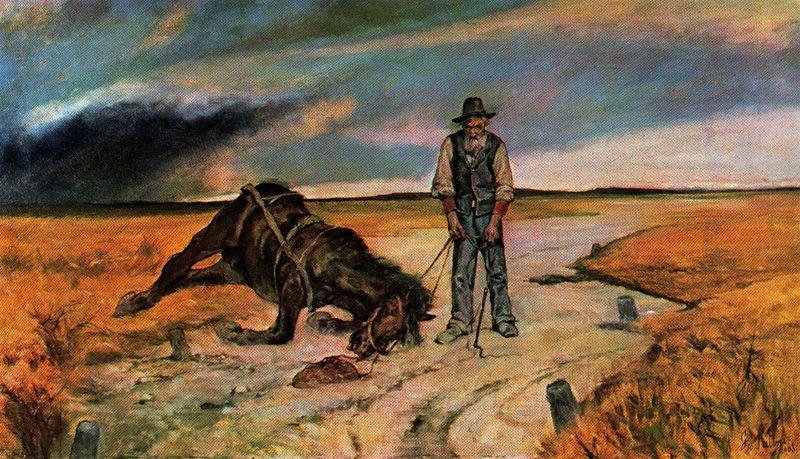 La corsa a non sindaco di Latina, la corsa del cavallo morto