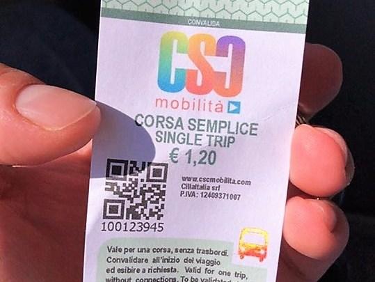 Latina-Latina scalo, l'incredibile viaggio di Francesco in bus