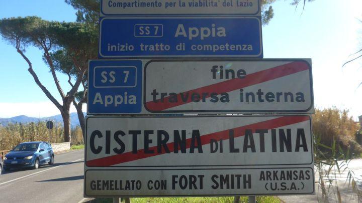 Cisterna di Latina o Latina di Cisterna, l'imperialismo povero di un mancato capoluogo