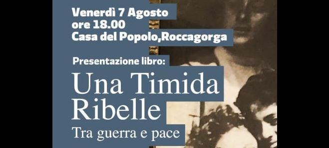 """A Roccagorga con """"Una timida ribelle"""""""