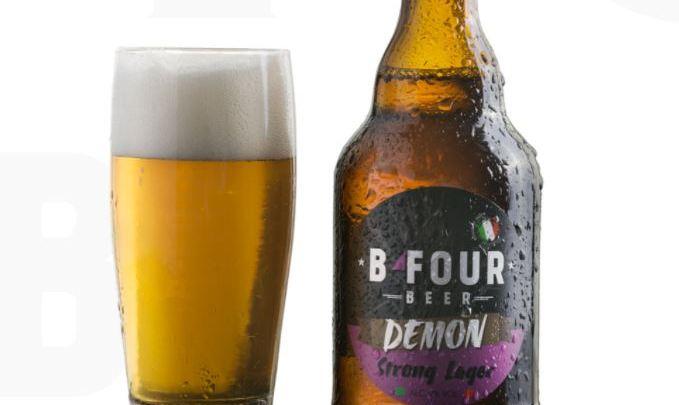 Cosa piace ai londinesi? La birra di Latina: premiato il birrificio B-Four beer