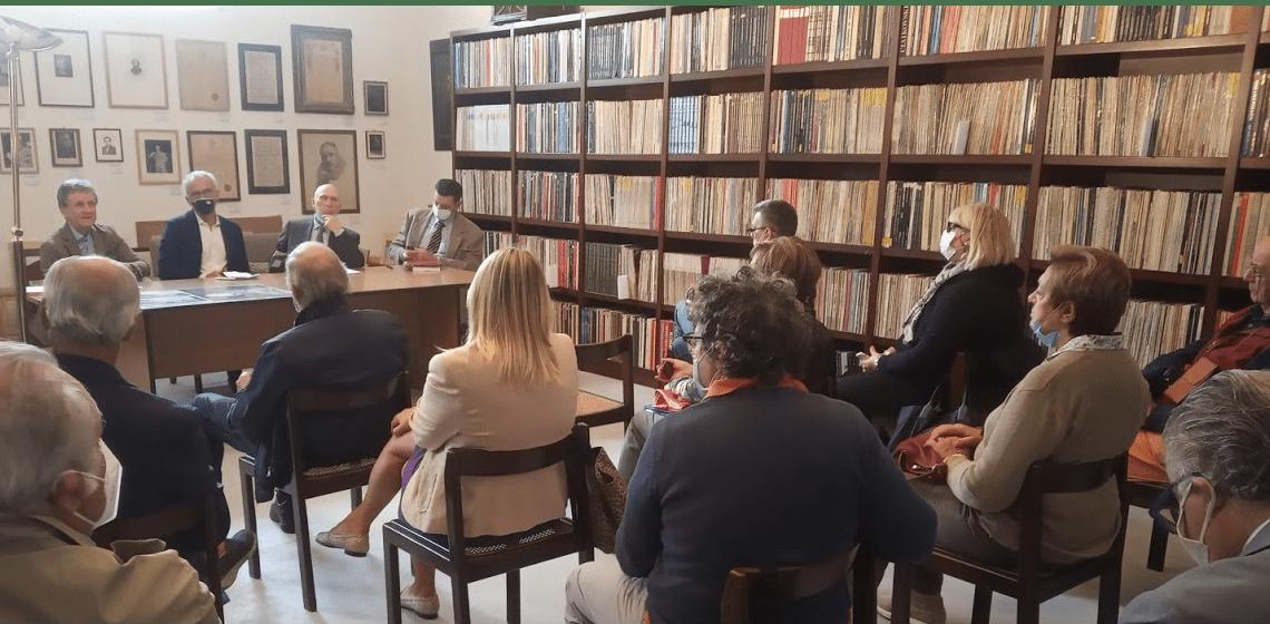 Il Parnaso può attendere – In sei mesi il primo step per la realizzazione della Casa della Musica